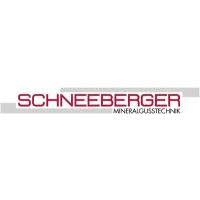 SCHNEEBERGER Mineralgusstechnik s.r.o.